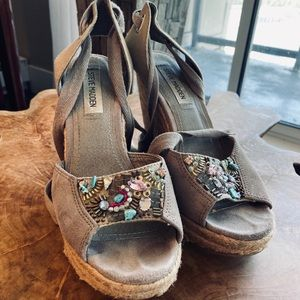 Steve Madden Summer Wedge Shoes